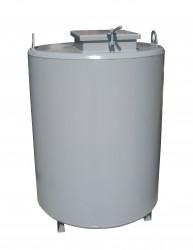 Jäteöljysäiliö 850 litraa